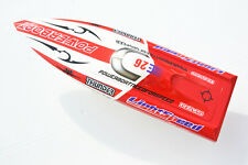 E26 Thunder Electric Power RC Boat Speed Racing Boat Radio Control Model 70km/h