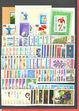 Hungary 1966. Full year sets with souvenir sheets MNH Mi: 115 EUR !!