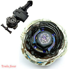 Metal Fusion BEYBLADE Fight BB122 DIABLO NEMESIS+LR Launcher+GRIP