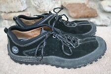 Mens Mephisto Allrounder Black Suede Leather Athletic Shoes Golf ? 11 M #1770