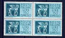 ITALIA REP. - Espressi - 1968/1976 - Cavalli alati - 150 L. QUARTINA. E4143