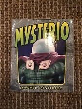 Bowen Designs Mysterio Marvel Comics  Bust Statue New 2002 Limited Ed Spider-man