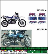 kit adesivi stickers compatibili dr 650 re 1994