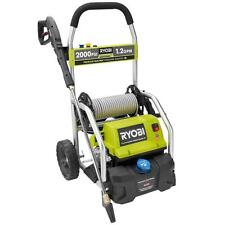 Ryobi 2000-PSI 1.2 GPM Electric Pressure Washer Outdoor Cleaning Power Equipment