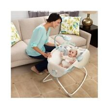 Baby Sleeper Bassinet Infant Newborn Portable Cradle Crib Nursery Furniture Bed