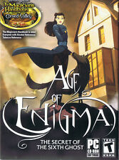 Age of Enigma: The Secret of the Sixth Ghost (PC, 2011, THQ)