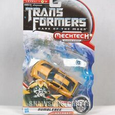 TRANSFORMERS MOVIE 3 DARK OF THE MOON DELUXE CLASS BUMBLEBEE ACTION FIGURE