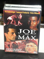 Joe and Max (DVD) Steve James, Til Schweiger, Joe Louis vs Max Schmeling, NEW!