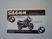 advertising Pubblicità 1983 MOTO BMW K 100 K100 RS