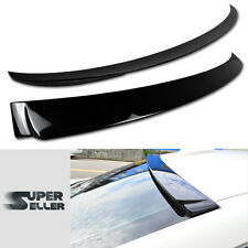 PAINTED COMBO BMW F30 4D SEDAN WING ROOF REAR + PERFORMANCE TRUNK SPOILER ☚
