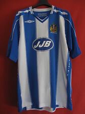 Maillot Wigan Athletic Football Club JJB Umbro England The Latics - XL