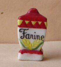 Fève Délices de Grand Maman - 1998 - La Farine