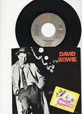 David Bowie Absolute Beginners(Edit)/Absolute Beginners(Dub Mix) US 45  w/PS