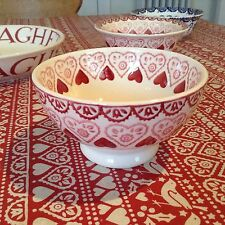 Emma Bridgewater Pink Sampler French Bowl NEW Best 2016