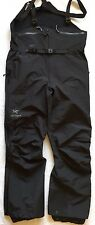 Arc'teryx Theta SV Bib Mens Gore-Tex Ski Pants Snow Trousers Salopettes L Hiking