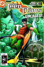 TEEN TITANS (2003) #4 (DC COMICS) ROBIN / BREAKING THE RULES