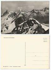 Aosta/Val d' Aosta - Panorama visto dal Castore