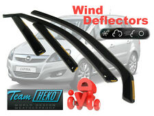 Opel VAUXHALL Zafira B 2005-ON 5Doors Wind Deflectors 4pcs HEKO (25323)