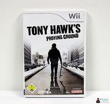 ★ Nintendo Wii Spiel - TONY HAWKS PROVING GROUND - Komplett in Hülle OVP ★