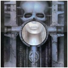 Emerson Lake and Palmer - Brain Salad Surgery - New Deluxe  2 x CD Album - 30/9