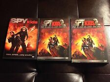 Spy Kids 1 and Spy Kids 2 The Island of Lost Dreams New