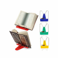 Modern Design Quran Stand Rehal book rest Koran Holder Ramadan Prayer Salat God