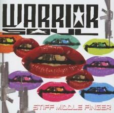 WARRIOR SOUL Stiff Middle Finger CD