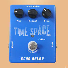 CP-17 Delay Guitar Effect  Time Space Echo Guitar Effect Pedal-FREE SHIPPING 2AU