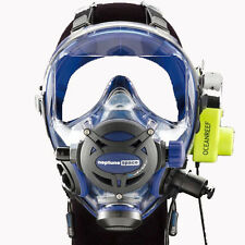 Ocean Reef Neptune Space G.divers Full GMS Radio Communication Diving Mask SM CB