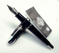 Waterman Harley Davidson Free-wheels Stormy Night Fountain Pen - without box