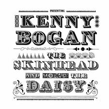 Kenny Bogan Skinhead And The Daisy new sealed CD 2011 Irish