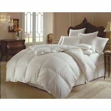 NEW 4.5 TOG SINGLE SIZE MULBERRY SILK FILLED DUVET WITH EGYPTIAN COTTON COVER