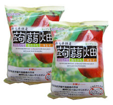 KONNYAKU BATAKE Apple - 25g ✕12Cups ✕ 2Bags  Japanese jelly for healthy and diet