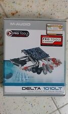 M-Audio DELTA 1010LT PCI with Snake Cable RCA to Tr. 8in-8out