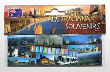 Melbourne Australia Fridge Magnet Multiple Pictures MMG1020