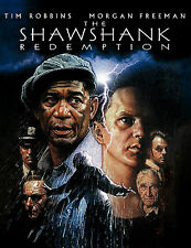 A4 Poster - The Shawshank Redemption (Blu-Ray DVD Movie Film Picture Poster Art)