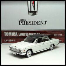 Tomica Limited Vintage NEO LV-164b NISSAN PRESIDENT 1971' 1/64 Tomy DIECAST CAR