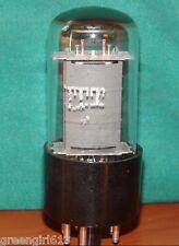 GE ITT 6V6 GTA Vacuum Tube  Results = 4100 µmhos 40 mA