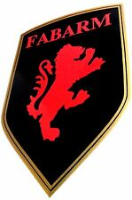 Fabarm Vinyl Decal Sticker for Shotgun / Gun / Gun Safe / Cabinet /Car /  FAB2