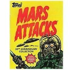 Mars Attacks, Topps Company, The