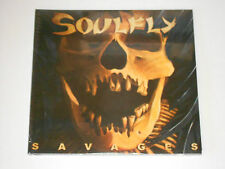 SOULFLY  Savages  2LP SEALED - gatefold