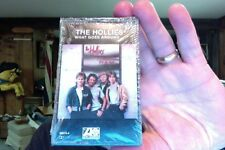 The Hollies- What Goes Around- new/sealed cassette tape
