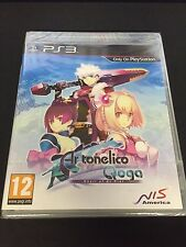 PS3 : Ar Tonelico Qoga Knell Of Ar Ciel (NEUF SOUS BLISTER)
