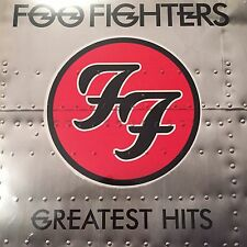 FOO FIGHTERS GREATEST HITS - 2 X VINYL LP  GATEFOLD SLEEVE - NEW + SEALED