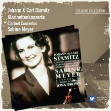 Meyer,Sabine - Klarinettenkonzerte - CD