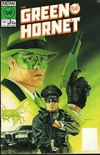 The Green Hornet No.2 / 1989 Ron Fortier & Jeff Butler
