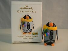 Hallmark Ornament 2006 SUITED FOR THE SEASON - NEW Crayola Crayons Penguin