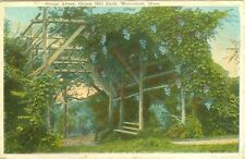Worcester, MA  The Grape Arbor in Green Hill Park