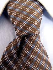 Men's Borrelli Napoli Beautiful Multi-Color Silk Classic Tie Made in Italy 19854