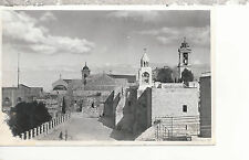 Church of Nativity  Bethlehem Israel  Photograph  Postcard 2197